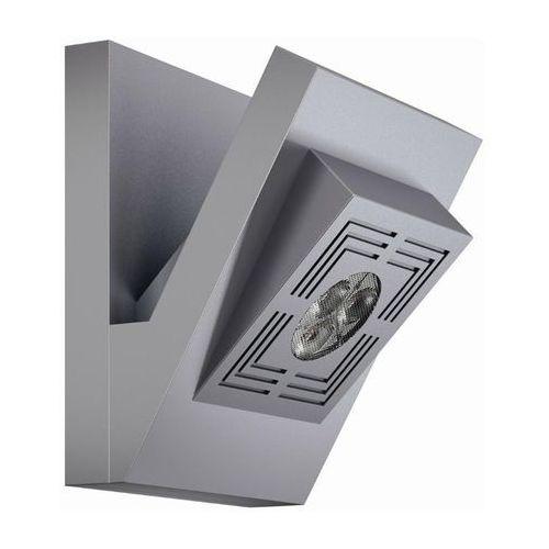 Osram Tresol cube-kinkiet led aluminium wys.12,3cm