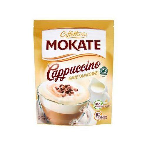 Cappuccino śmietankowe Caffetteria 110 g Mokate