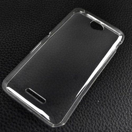 Obudowa Ultra Slim Sony Xperia E4 Przezroczysta