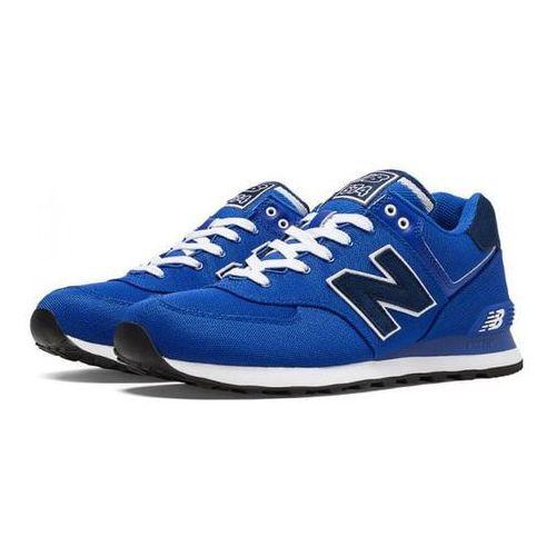 Buty New Balance ML574POB, kolor niebieski