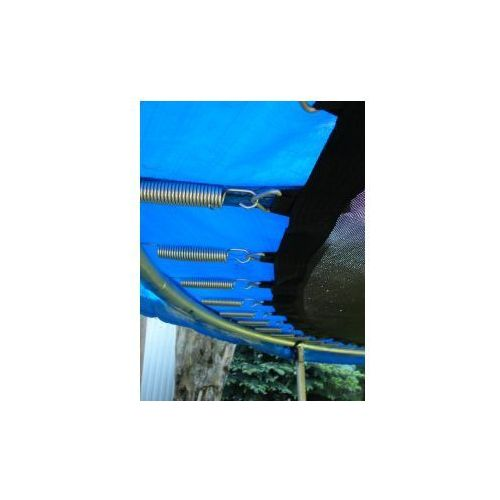 Mata do trampoliny 427-430 cm (14ft) na 80 sprężyn. marki Phu robert kostrzewa