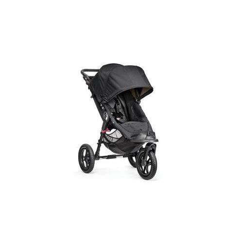 W�zek do biegania City Elite Single Baby Jogger + GRATIS (black), 745146134102