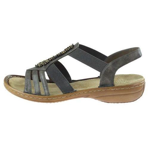 Sandały letnie 60841, Rieker