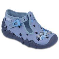 Befado buty chłopięce speedy 22 niebieski (5907669015213)