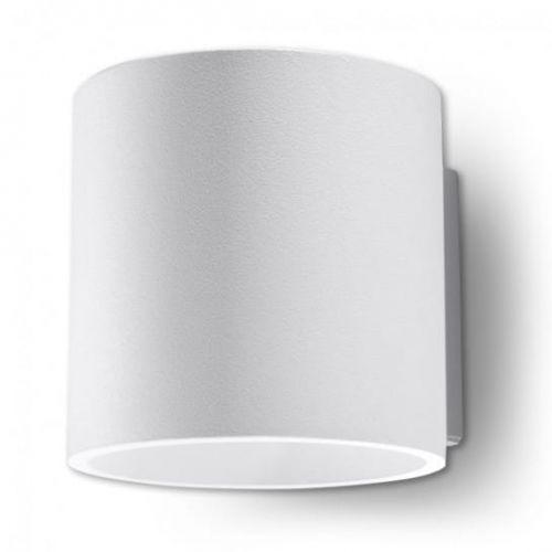 Orbis Kinkiet Sollux Lighting SL.0050 10cm biały
