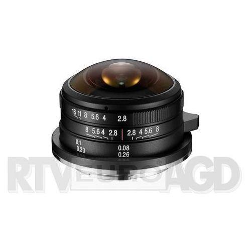 Laowa 4 mm f/2,8 Fisheye do Micro 4/3, 14615