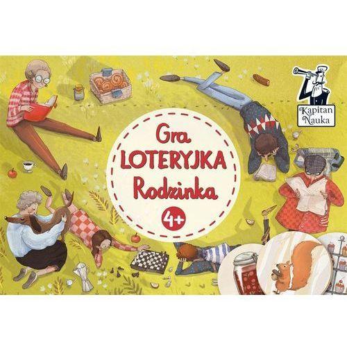 Loteryjka Rodzinka 4+, AM_9788377887714