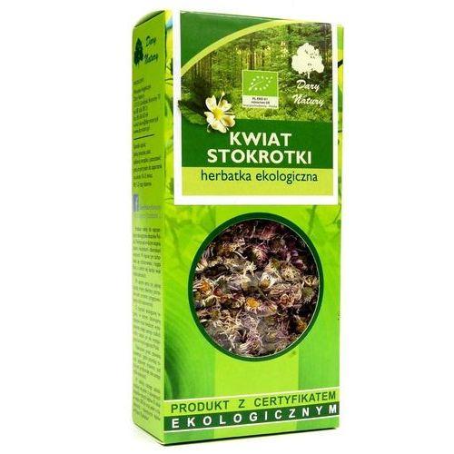 Dary natury - test Herbatka z kwiatu stokrotki bio 25 g - dary natury (5902741003928)