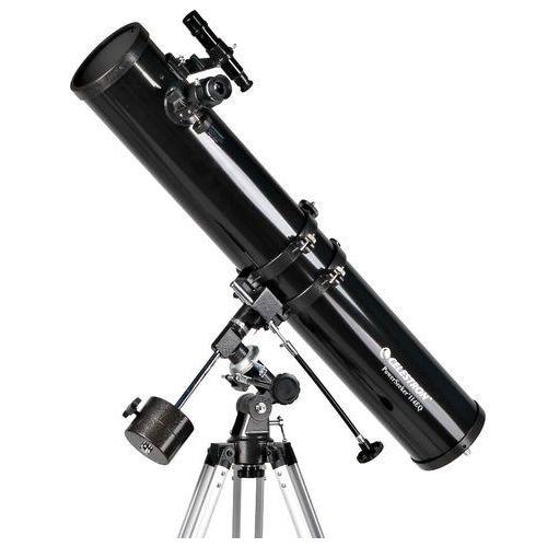 Teleskop powerseeker 114eq marki Celestron