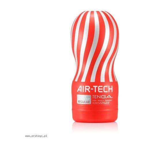 Tenga - Air-Tech Reusable Vacuum Cup (regular), towar z kategorii: Masturbatory i pochwy