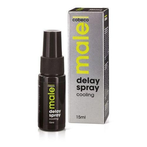 Cobeco Male delay spray cooling 15 ml | 100% dyskrecji | bezpieczne zakupy