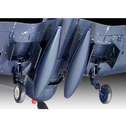 Revell Model plastikowy f4u-1b corsair royal navy