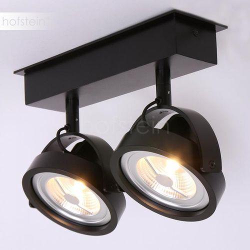 Steinhauer Mexlite reflektor LED Czarny, 2-punktowe - Design - Obszar wewnętrzny - Mexlite - Czas dostawy: od 10-14 dni roboczych