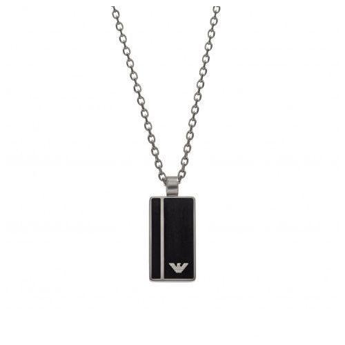 Naszyjnik Emporio Armani EGS2031040 Oryginalna biżuteria EA, EGS2031040