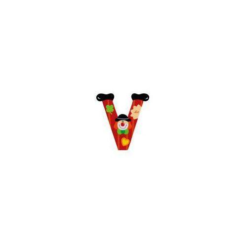 SEVI Literka V Clown (8003444817588)