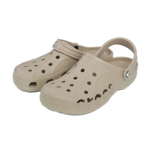 Klapki baya tumbleweed 10126-2n9 - beżowy marki Crocs