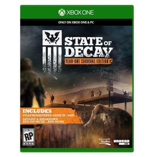 State of Decay (Xbox One). Najniższe ceny, najlepsze promocje w sklepach, opinie.
