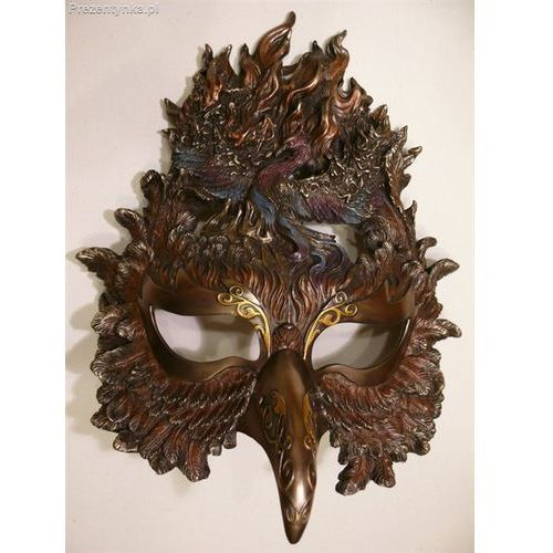 Maska Ptak prezent dla mamy