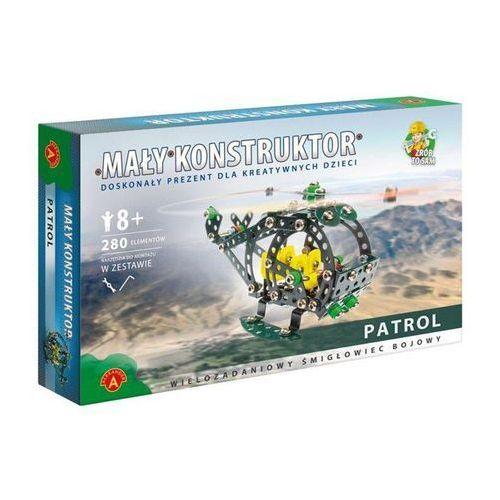 Alexander mały konstruktor patrol (5906018012040) (5906018012040)
