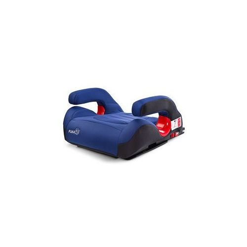 Fotelik samochodowy puma isofix 15-36 kg (granatowy) marki Caretero