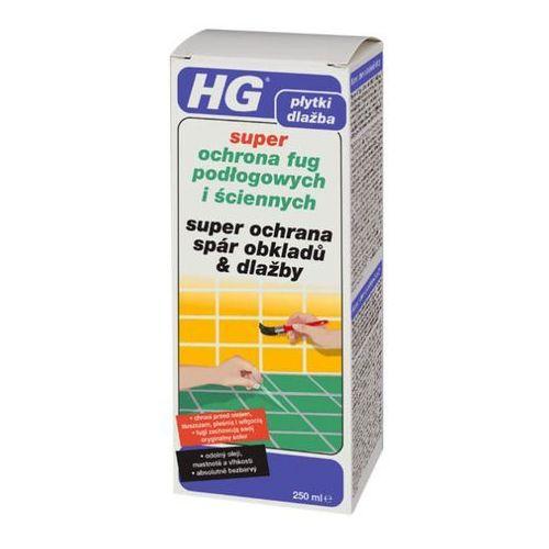 Hg Środek ochrona fug podłogowych i ściennych 0,25 l