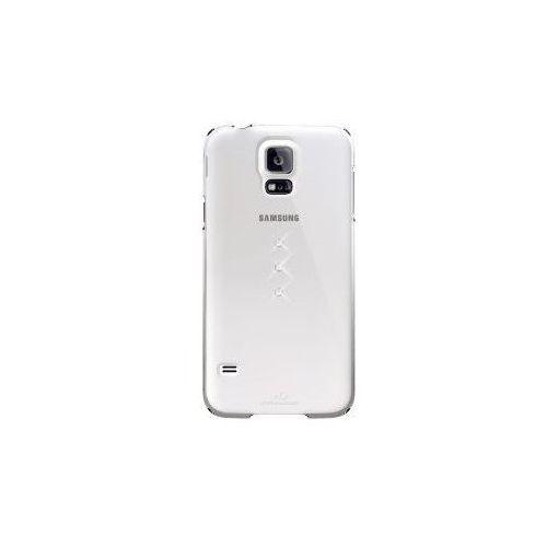 Pokrowiec WHITE DIAMONDS Trinity Samsung Galaxy S5 Biały