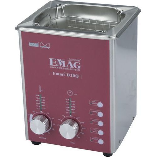 Emag ag Myjka ultradźwiękowa emag emmi d20q