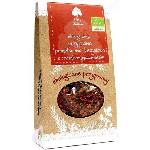 Dary natury Eko p. pomidorowo-bazyliowa z czosnkiem niedźwiedzim 40 g
