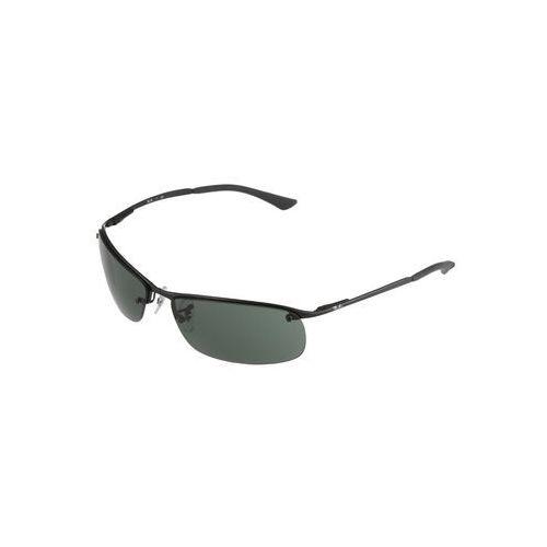 RayBan TOP BAR Okulary przeciwsłoneczne black, kolor czarny