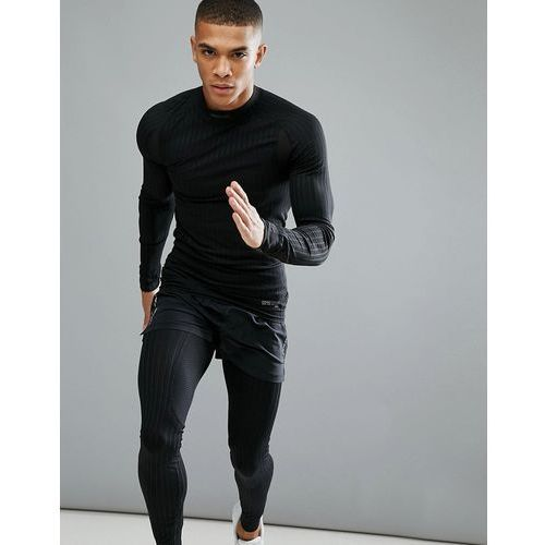 sportswear active extreme 2.0 baselayer long sleeve top in black 1904495-9999 - black marki Craft