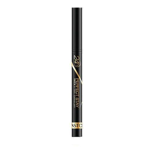 ASTOR Perfect Stay Thick Thin Eyeliner Pen eyeliner w pisaku 090 Black 9g, 3607349287092