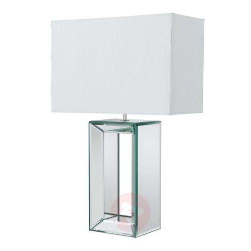 Stylowa lampa stołowa Reflections, 58 cm