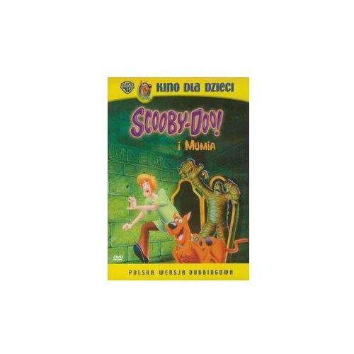 Galapagos Scooby-doo i mumia (dvd) - od 24,99zł darmowa dostawa kiosk ruchu