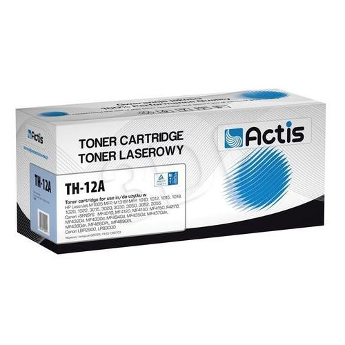 Toner ACTIS TH-12A Zamiennik HP Q2612A (5901452129941)