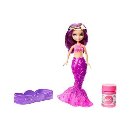 Barbie dvm97/dvm98 dreamtopia bąbelkowa syrenka fioletowa 3+