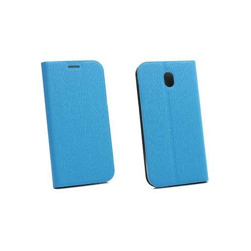 Samsung Galaxy J7 (2017) - etui na telefon Flex Book - niebieski