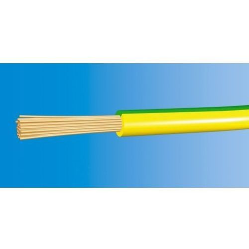 Kable i przewody wyprodukowane w ue Przewód lgy-25mm2 450/750v h07v-k żółto-zielony (5901854422282)