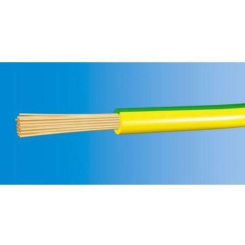 Przewód lgy-25mm2 450/750v h07v-k żółto-zielony marki Kable i przewody wyprodukowane w ue