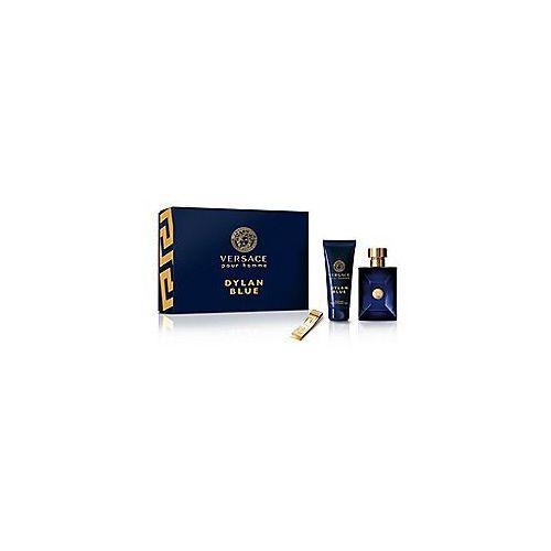 Zestaw pour homme dylan blue edt 100ml + żel pod prysznic 100ml marki Versace