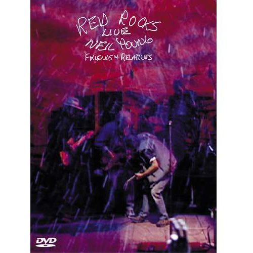 Warner music / warner bros. records Neil young - red rocks live, friends & relatives (*) (dvd)