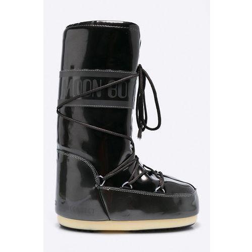 - śniegowce vinile met, Moon boot