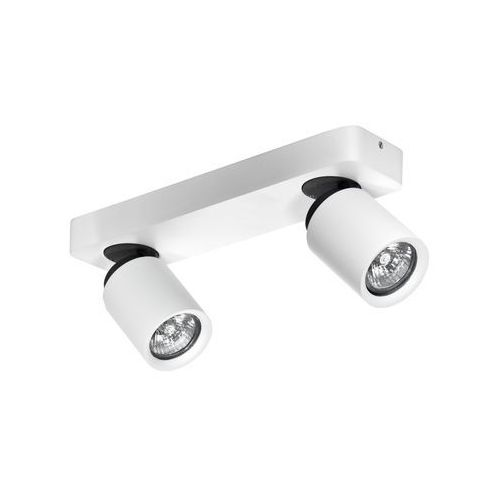 Listwa lampa sufitowa oprawa spot Azzardo Tomi 2 2x50W GU10 biała / szara FH31312A11, kolor Biały