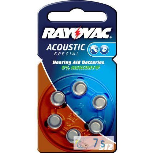Rayovac Baterie słuchowe special 312 (5000252003205)