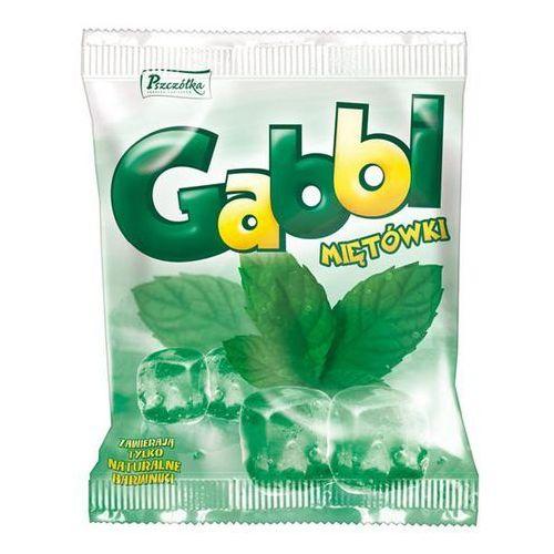 Fabryka cukierków pszczółka sp. Miętówki gabbi 90 g (5901812623089)