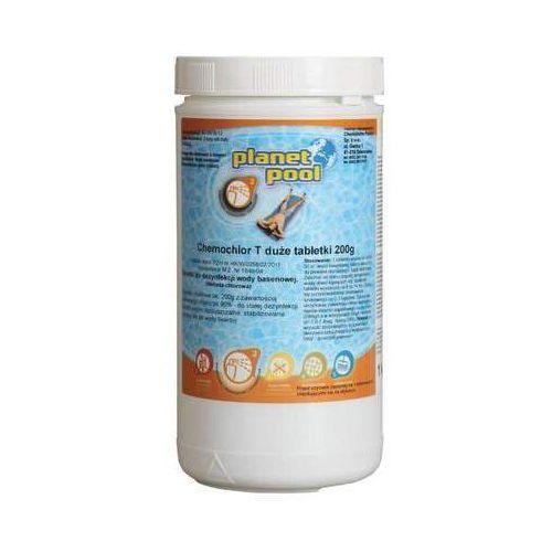 Produkt do pielęgnacji wody basenowej 1kg CHEMOCHLOR -0505- tabletki 200g
