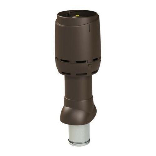 Vilpe kominek wentylacyjny izolowany flow 125p/is/500 brązowy - specjalistyczny sklep - 28 dni na zwrot - raty 0%