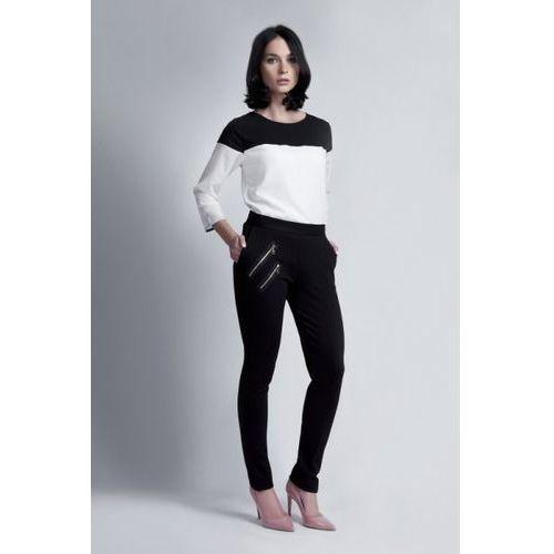 Spodnie Model SD 107 Black, kolor czarny