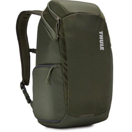 Thule enroute camera plecak 20l, dark forrest 2020 futerały na kamery (0085854243919)