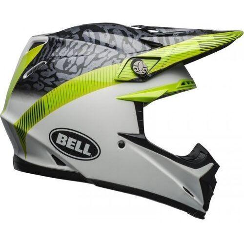 Bell kask off-road moto-9 mips chief black/whit/gr marki Bell_sale