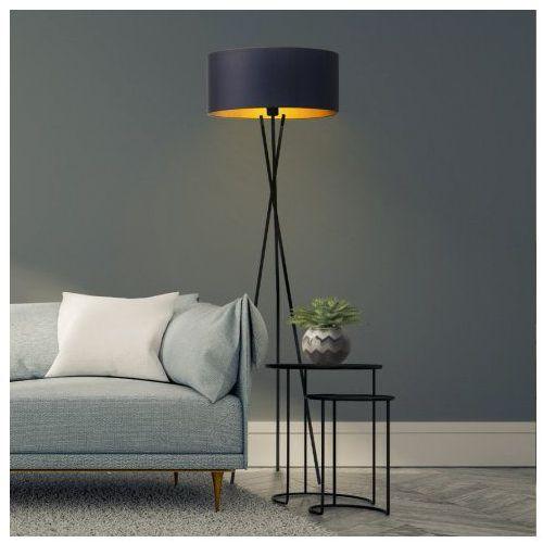 Lampa podłogowa do czytania paryż gold marki Lysne